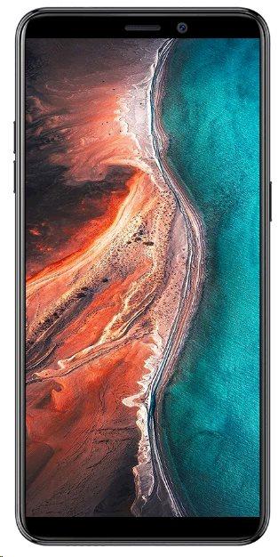 UleFone P6000 Plus DS 3+32GB gsm tel. Black