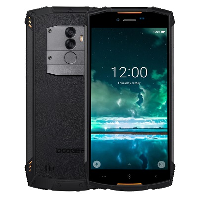 Doogee S55 DualSIM gsm tel. 4+64 GB Orange