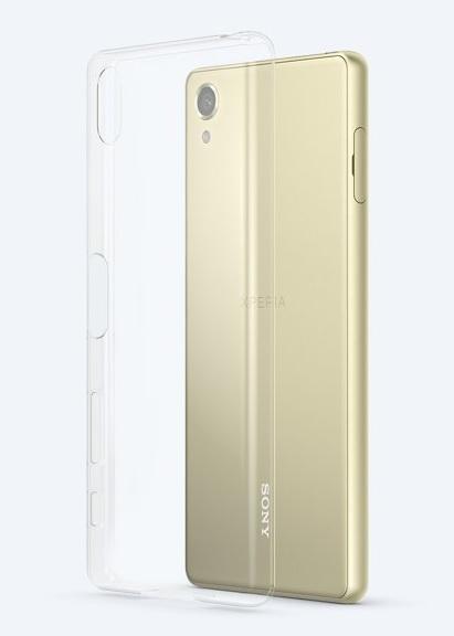 SBC32 Sony Style Cover Clear pro Xperia XA Ultra