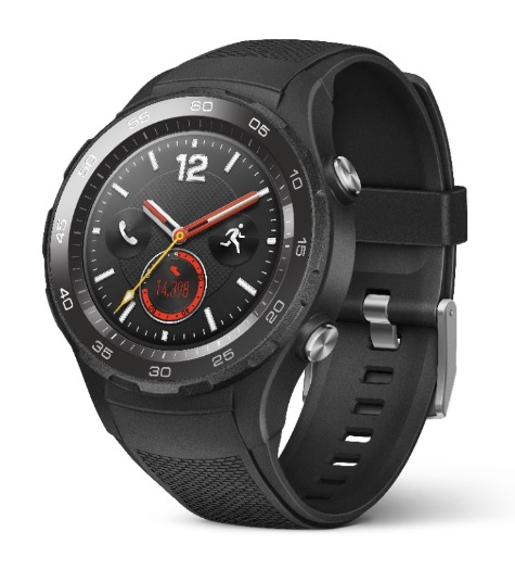 Huawei Watch GT 2 Black 46mm