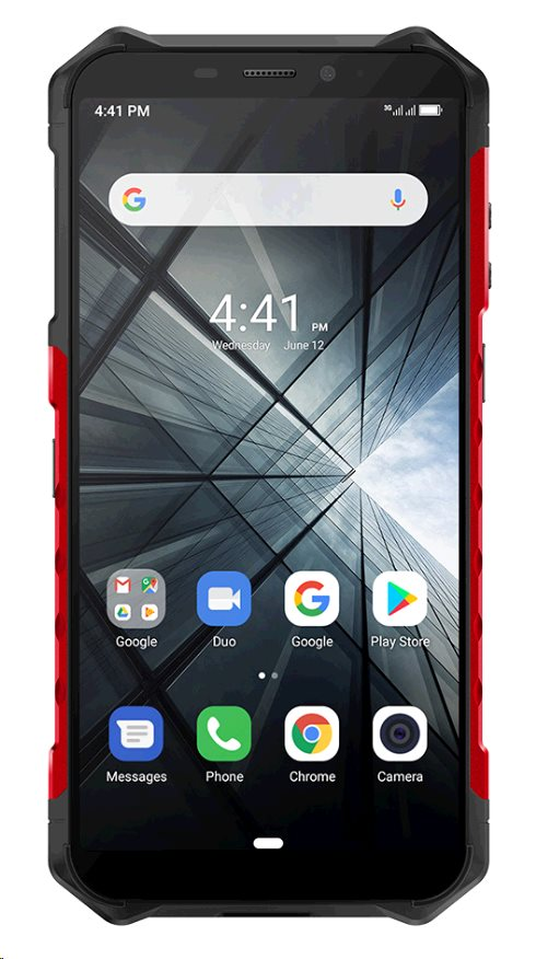 UleFone Armor X3 DS 2+32GB 3G gsm tel. Red