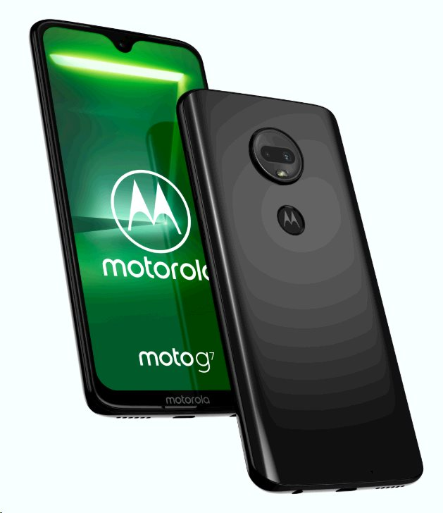 Motorola Moto G7 DS gsm tel. Black