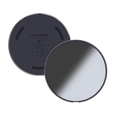 UMIDIGI Q1 Podložka pro bezdrátové nabíjení Space Gray (EU Blister)