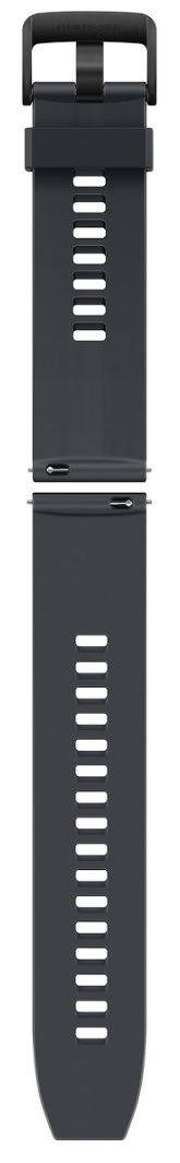 Huawei Original Silikonový řemínek Black pro Watch GT (EU Blister)