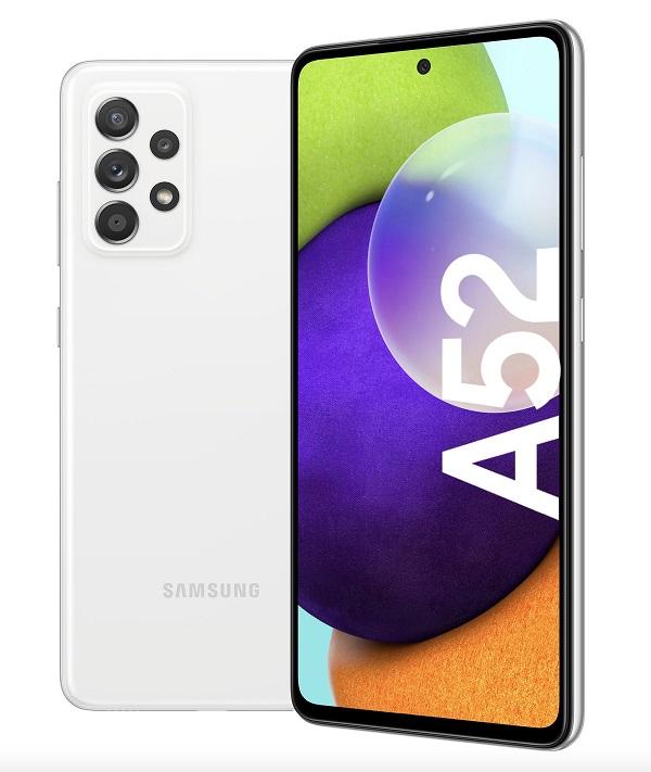 Samsung SM-A525 Galaxy A52 DualSIM gsm tel. 6+128GB White