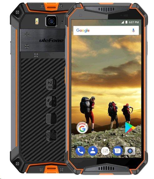 UleFone Armor 3W DS 6+64GB gsm tel. Orange