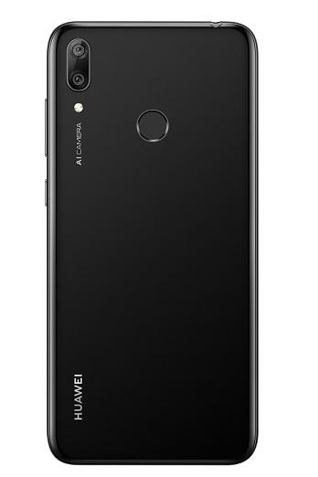 Huawei Y7 2019 DualSIM gsm tel. Midnight Black