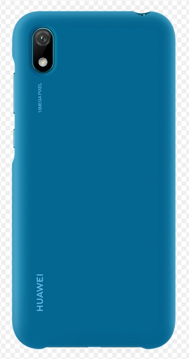 Huawei Original PC Protective Pouzdro Blue pro Y5 2019 (EU Blister)