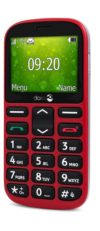 Doro 1360 DualSIM gsm tel. Black