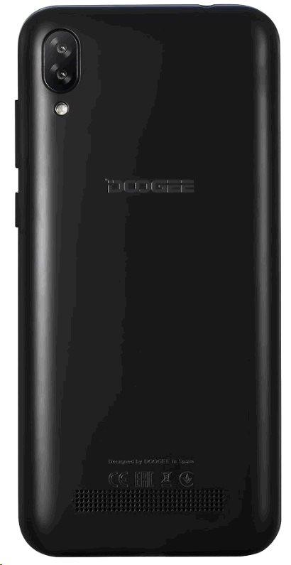 Doogee X90 Dual SIM Black