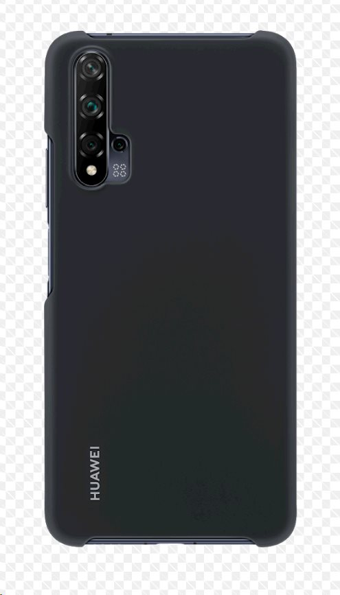 Huawei Original PC Protective Pouzdro Blue pro P Smart Pro (EU Blister)