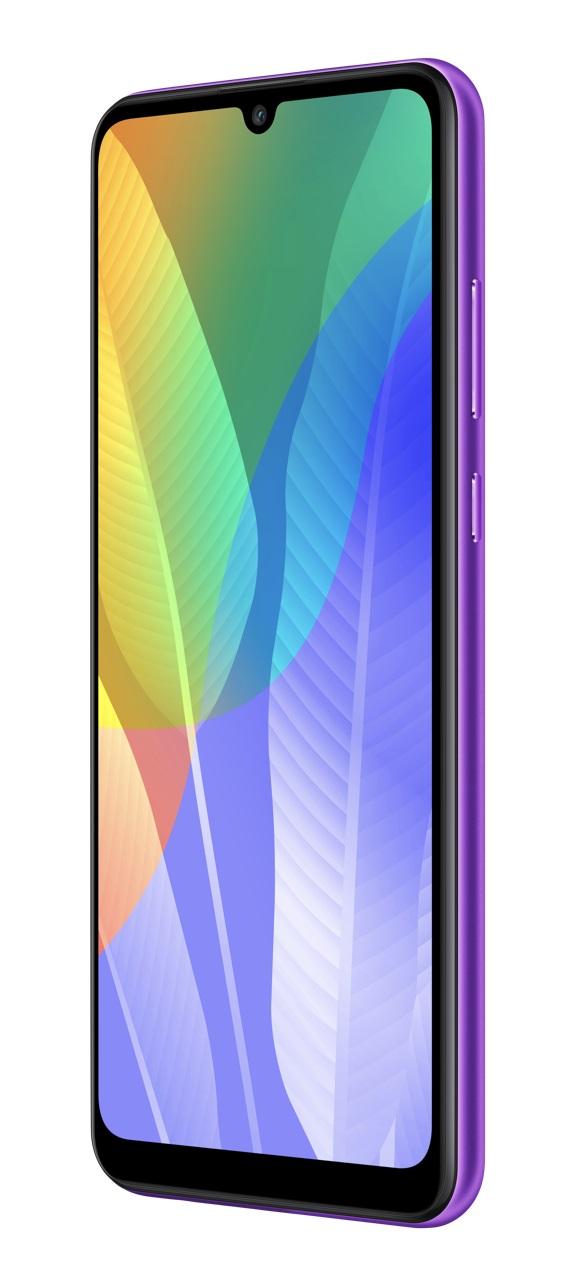 Huawei Y6P DualSIM gsm tel. Phantom Purple