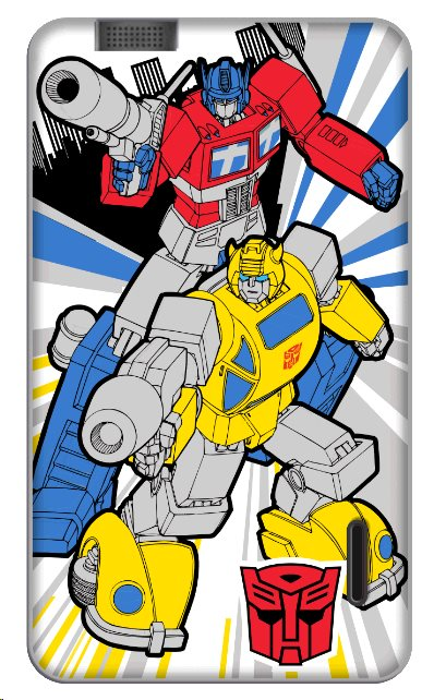 "eSTAR HERO Tablet Transformers (7.0"" WiFI 16GB)"