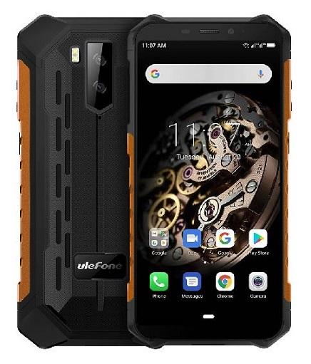 UleFone Armor X5 2020 DS 3+32GB gsm tel. Orange