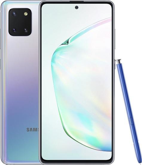 Samsung SM-N770 Galaxy Note 10 Lite DualSIM gsm tel. 128GB Silver
