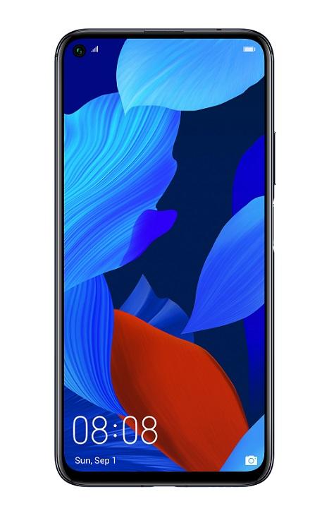 Huawei Nova 5T, 6GB/128GB, Black, CZ