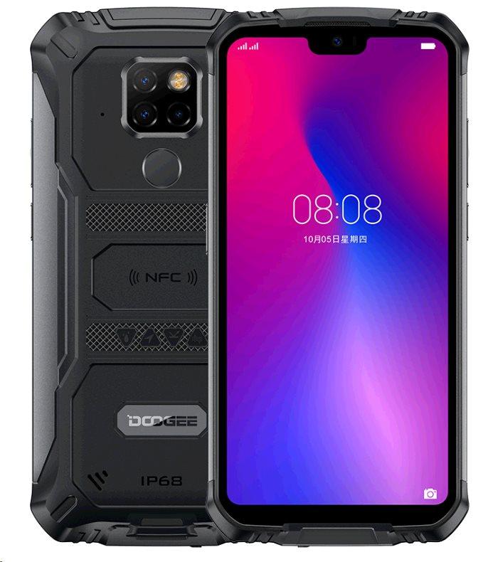 Doogee S68 PRO DualSIM gsm tel. 6 +128GB Black