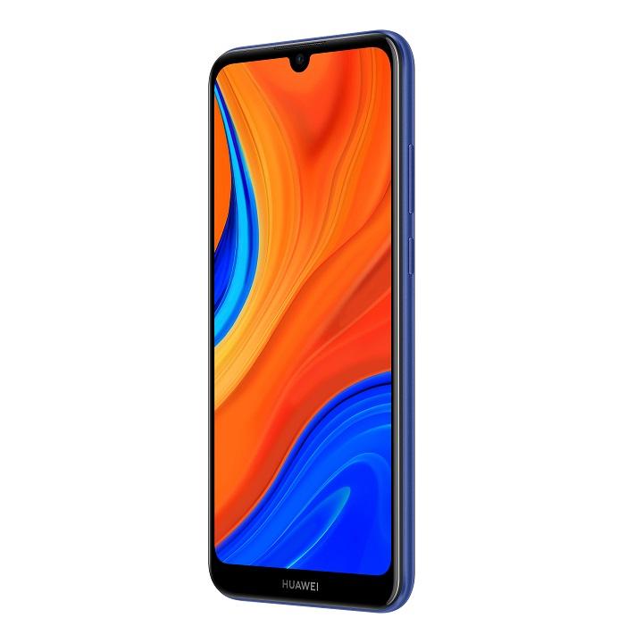 Huawei Y6S 3/32GB Dual SIM Orchid Blue, CZ