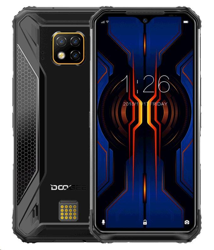 Doogee S95 DualSIM gsm tel. 6 +128GB Black