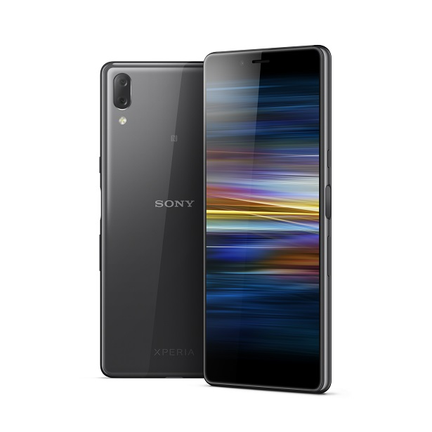 Sony I4312 Xperia L3 Dual gsm tel. Black