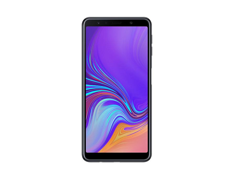 Samsung Galaxy A40 A405F 4GB/64GB Dual SIM, černá, CZ