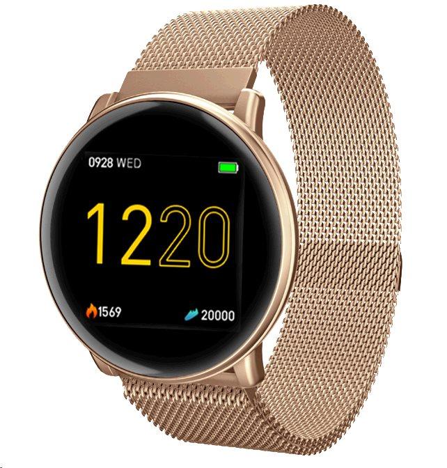 Chytré hodinky UMIDIGI Uwatch2 zlaté (UMI000069)