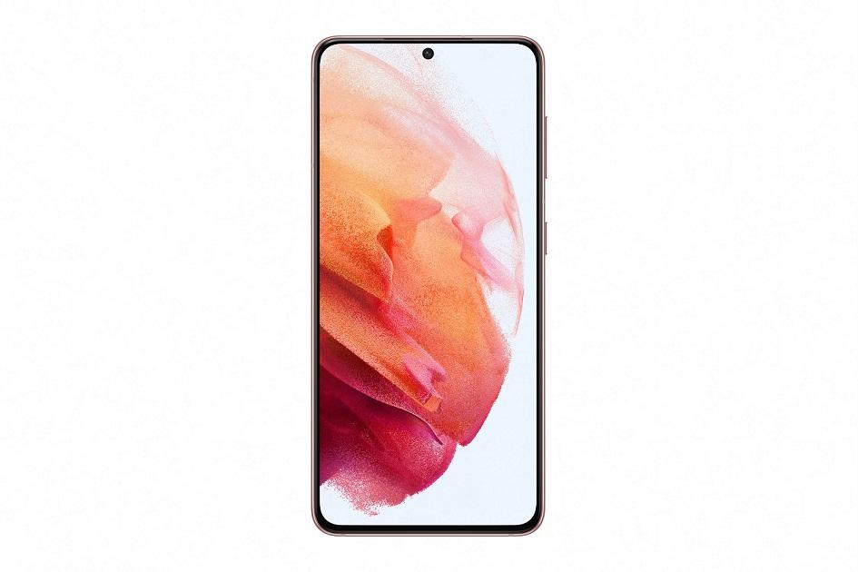 Samsung SM-G991 Galaxy S21 5G DualSIM gsm tel. 8+128GB Pink