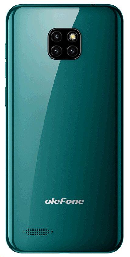 UleFone Note 7 1+16GB DS gsm tel. Green