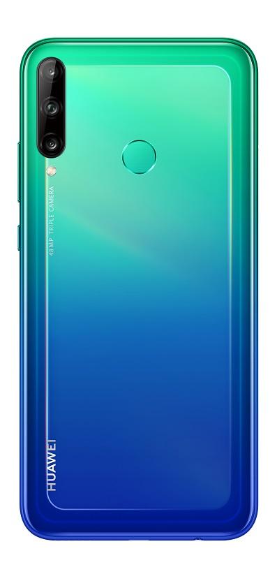 Huawei P40 Lite E DualSIM gsm tel. Aurora Blue