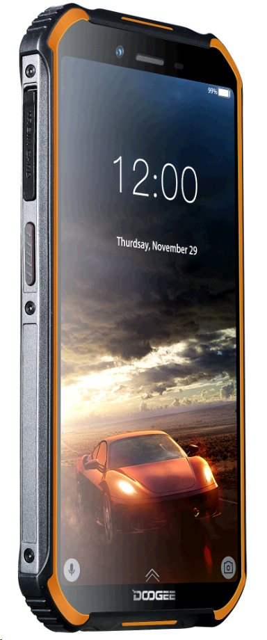 Doogee S40 Lite DualSIM 3G gsm tel. 2+16 GB Orange