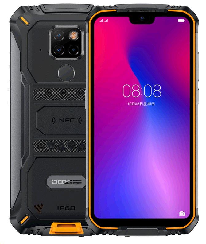 Doogee S68 PRO DualSIM gsm tel. 6 +128GB Orange