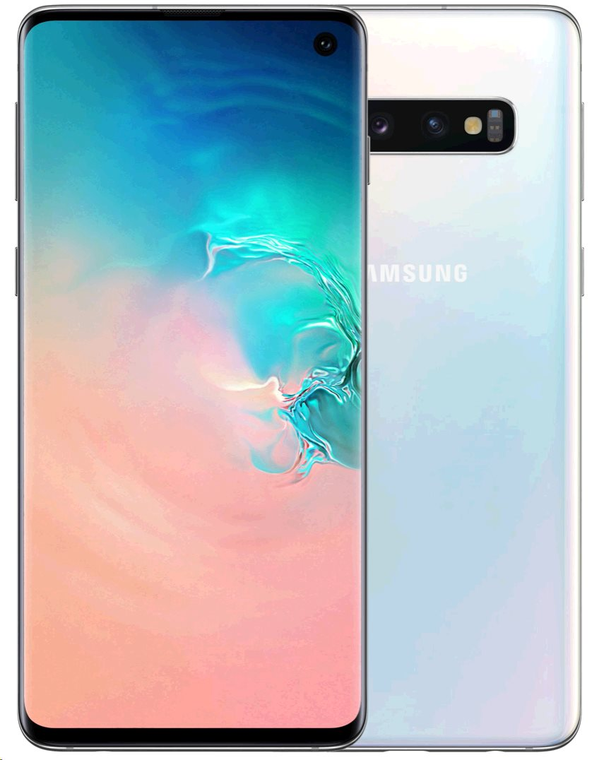 Samsung SM-G973F Galaxy S10 Duos gsm tel. White 512GB