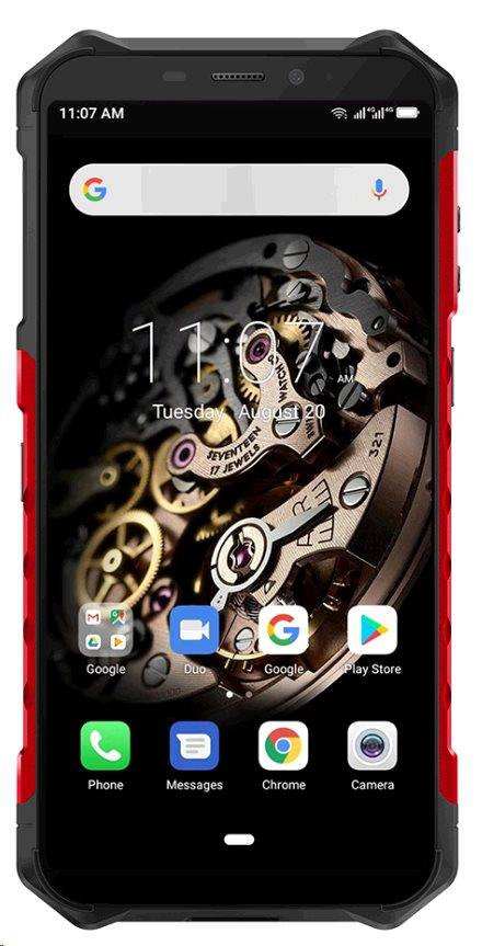 UleFone Armor X5 DS 3+32GB gsm tel. Red