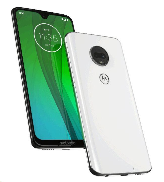 Motorola Moto G7 DS gsm tel. White