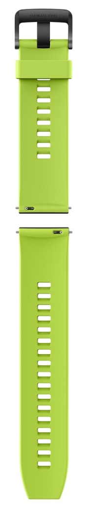 Huawei Original Silikonový řemínek Fluorescent Green pro Watch GT (EU Blister)