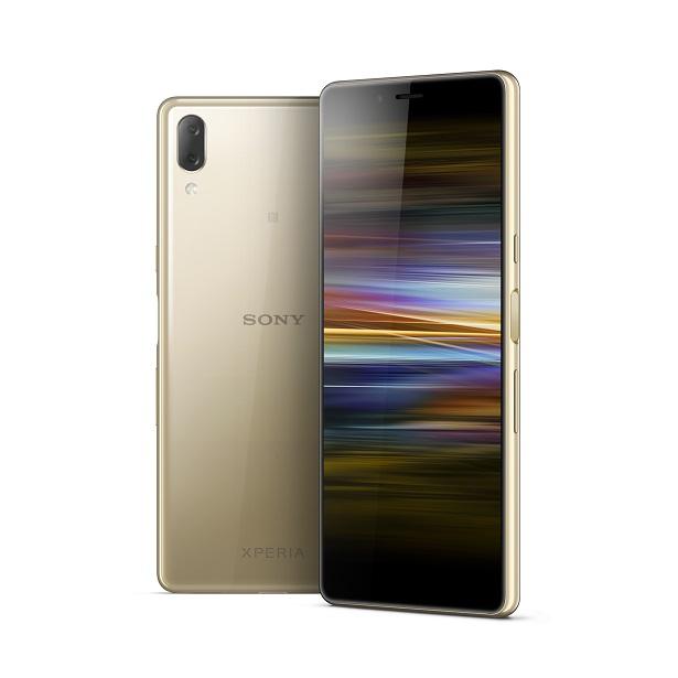 Sony I4312 Xperia L3 Dual gsm tel. Gold