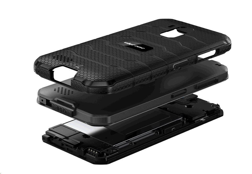 UleFone Armor X7 DS 2+16GB gsm tel. Black