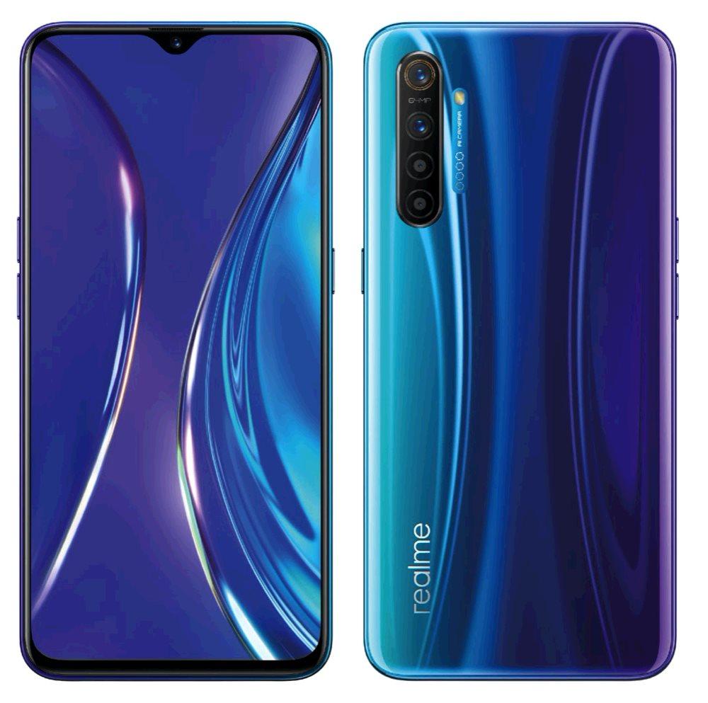 Realme X2 8GB/128GB Dual SIM Pearl Blue, CZ