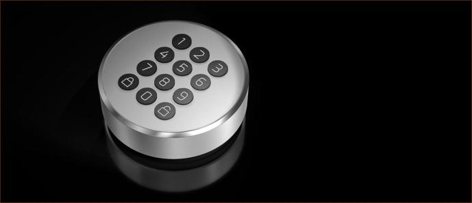 Elektronický kódový zámek Danapad V3 pro chytré zámky Danalock V3