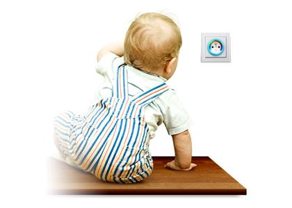 Děti i spotřebiče v bezpečí