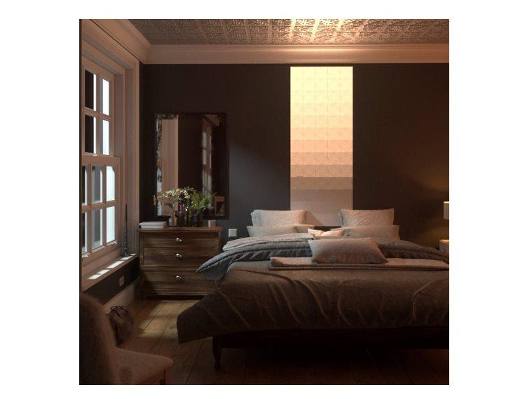 Interaktivní LED panely