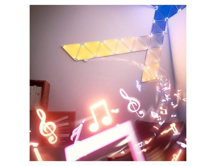 Inteligentní modulární LED osvětlení