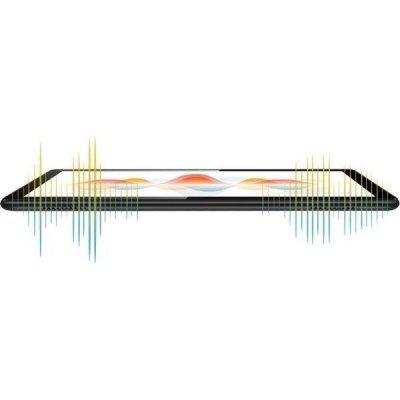 Duální reproduktory, pohlcující zvuk